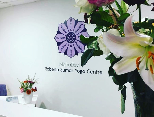 Roberta Sumar Yoga Centre London